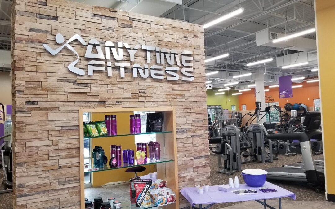 ANYTIME FITNESS GC TENANT IMPROVEMENT