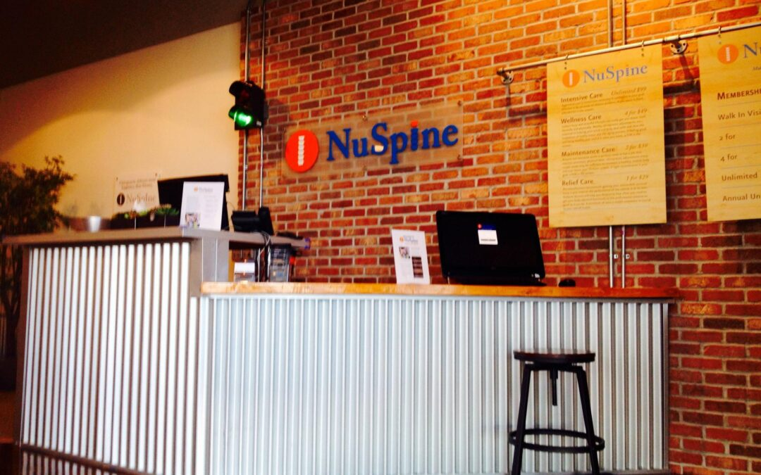 NUSPINE CHIROPRACTIC DESIGN BUILD
