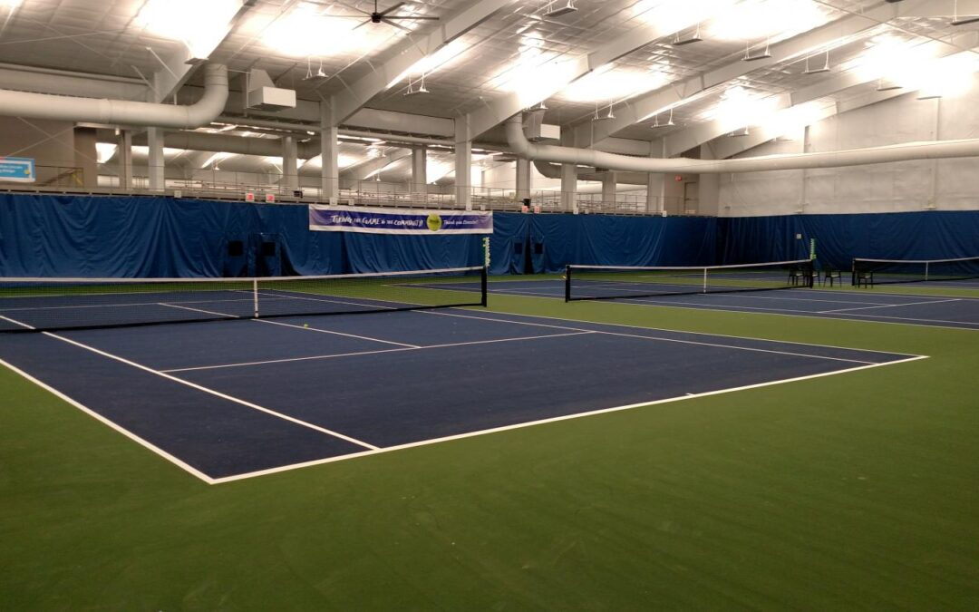 WOODS PARK TENNIS CENTER
